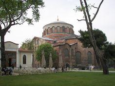 Iglesia de Santa Irene #estambul #turquia #iglesias