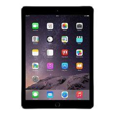 Elite Premium Refurbished iPad Air 2 Space Gray WIFI + Cellular 64GB (MH2M2LL/A)