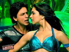Shahrukh Khan and Deepika Padukone - Billu Barber (2009)