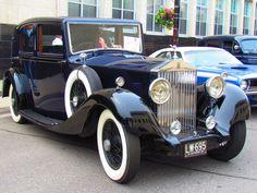 Rolls Royce  El auto mas elegante de la historia.