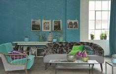 Designers Guild living room