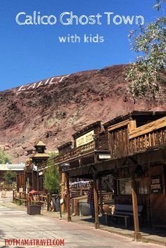 Abandoned at the early 1900's, Calico Ghost Town was restored by Walter Knott in the 1950's and now is a heritage site!