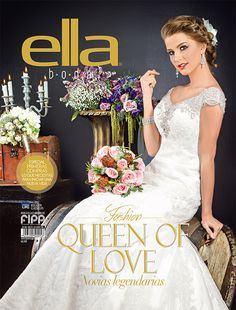 #EllaBoda octubre 2016. Wedding Dresses, Fashion, October, Boyfriends, Bride Dresses, Moda, Bridal Gowns, Fashion Styles, Weeding Dresses