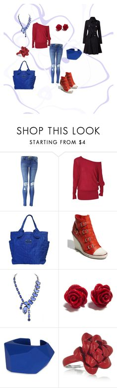 """Victoria style :P"" by michellelauren ❤ liked on Polyvore featuring Boohoo, Marc by Marc Jacobs, Ash, Meredith Wendell and Solange Azagury-Partridge"