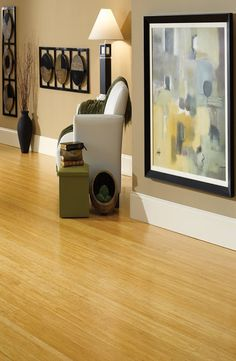 Bamboo flooring is one of the most cost effective options for a home because it is less likely to need repair in the long run. When considering durability, combined with good looks, bamboo is a beautiful eco-friendly choice.