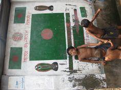 Korail Slums - largest and oldest slum in Dhaka
