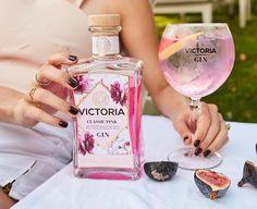 "Victoria Gin on Instagram: ""Mondays perfect serve: Victoria Classic Pink 🌺🍸🌸"" Mondays, Gin, Perfume Bottles, Victoria, Classic, Instagram, Derby, Perfume Bottle, Classic Books"