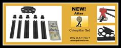 A-1 Tool sells Paintless Dent Repair (PDR) Tools and Accessories. Call 1.417.376.2848 or visit www.pdrtool.com to order today!