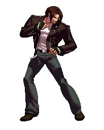 The King of Fighters XIII Oh! my gosh