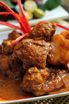 Masam Manis Ayam Kashmir