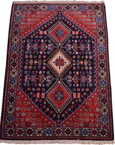 Tapis Yalameh  partir de Iran 148 x 105 cm