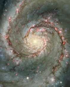The Whirlpool galaxy, M51, has been one of the most photogenic galaxies in amateur and professional astronomy. Easily photographed and viewed by smaller telescopes, this celestial beauty is studied extensively in a range of wavelengths by large ground- and space-based observatories.
