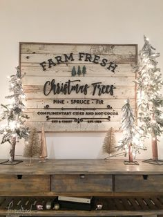 I wanted to share my favorite 65 Modern Farmhouse Christmas Decor today. I love Rustic Christmas Decor all through the year, but it's especially fun to decorate our house in Modern Farmhouse Christmas Decor with pops of plaid, wood &… Continue Reading → Fresh Christmas Trees, Christmas Signs Wood, Christmas Wood, Merry Little Christmas, Winter Christmas, Christmas Lights, Christmas Holidays, Christmas Crafts, Christmas Design
