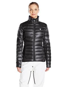 """This tried and true layering collection is all about warmth and style. Spyder down products are quality constructed with the finest materials, using Spylon to keep the fabric weather resistant.       Famous Words of Inspiration...""""For it was not into my ear you whispered,...  More details at https://jackets-lovers.bestselleroutlets.com/ladies-coats-jackets-vests/down-parkas/down-down-alternative-down-parkas/product-review-for-spyder-womens-prymo-down-ja"""