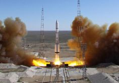 Russian rocket falls back to Earth after liftoff - Yahoo News Philippines