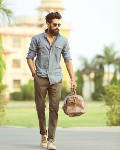 Stylish Mens Outfits, Stylish Boys, Long Beard Styles, Mens Hairstyles With Beard, Man Dressing Style, Indian Men Fashion, Adidas Outfit, Men Looks, Mens Clothing Styles