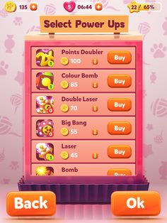 Candy Dash - 2d graphics design on Behance