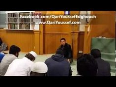 The most beautiful Recitation in Dublin Masjid, Ireland *Qari Youssef Ed...