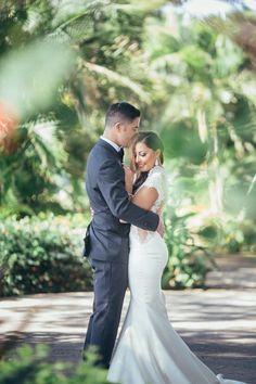 Elegant Destination Wedding in Maui