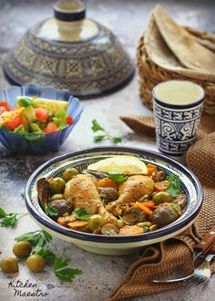 Algerian lentil soup fun food pinterest lentils algerian its the time for arabic flavour recipe of the month a traditional dish that comes algerian foodarabic forumfinder Images