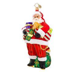 Radko Mid-Year Ornament