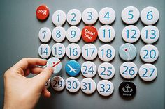 Simple Numbers, Complicated Dates: 49 Innovative Calendars