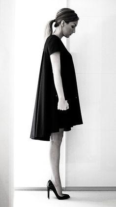 Swing dress.