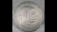 Austria Hungary 5 Korona 1906 KB Silver Hungary, Austria, Coins, Silver, Rooms, Money