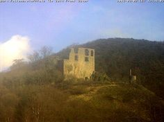 Winnweiler: Webcam Burgruine Falkenstein/Pfalz (de)