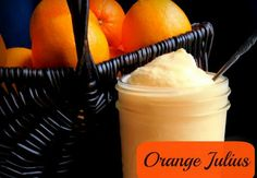 Easy Homesteading: Homemade Orange Julius Recipe