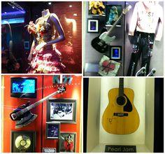 Hard Rock Hotel and Casino in Tulsa, Ok; Madonna, Avril Lavign, Kiss, Pearl Jam