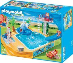PLAYMOBIL 5433 - Erlebnisbad mit Sprudel-Wal, EUR 32,99
