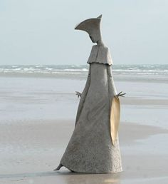 'Saraband' sculpture by Philip Jackson. I saw a brilliant outdoor exhibition of his work in Chichester Cathedral grounds about 20 years ago with my aunt and uncle