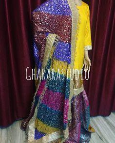 Order online this beautiful Chatapati Gharara. 9971865919 call or whatsapp for discussion.  #gharara #ghararastudiobyshazia #ghararastudio #bride #bridal #bridalgharara #wedding #weddingdress #weddingideas #weddinggharara #lehenga #fashion #style #indianbride #indiafashion #indianwedding #allthingsbridal #allthingswedding #chatapati #brightgharara #reception #walima #nikah #sangeet #pakistanisuits #pakistanigharara #orderonline #followus #instapic #instalove #instagharara