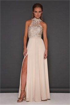 Cary Gown by Elle Zeitoune