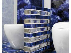 Colored glass blocks, color glass blocks, designer glass blocks, glass block murals, accent your project, frosted glass blocks
