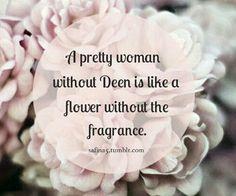 #pretty #jolie #woman #muslimah #musulmane #fleur #flower #deen #religion #islam #fragrance #parfum