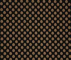 Bonis Black Fabric