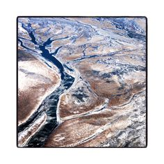 art photograph, river vein
