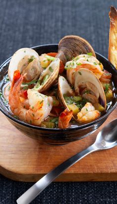 Cioppino de fruits de mer