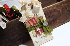 25 Tags of Christmas · Scrapbooking | CraftGossip.com