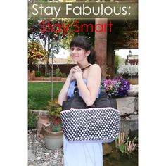 The glamorousl SmartGirl Bag collection will provide you the perfect tote for the gym, career and work, travel, or crafts. No more digging through a big black hole - get what you need when you need it with the organization built in. Look super GLAM with fun chic styles too.  Available at www.smartgirlbags.com #smartgirlbags #organized #designerbags #classybags