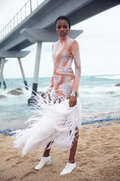 Harper's Bazaar Kazakhstan June 2018 Elizabeth Ayodele by Vladimir Marti - Fashion Editorials