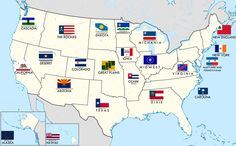 Imaginary Maps, Alternate History, United States, The Unit