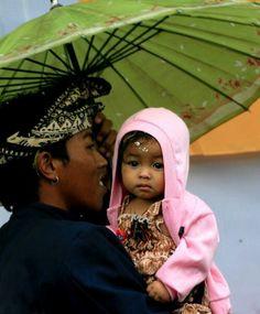 Little girl, Bali