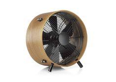 Wooden Otto Fan from Swizz Style, Remodelista