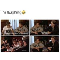 It's because he's Irish, isn't it? One Direction / Niall Horan / Liam Payne / Harry Styles / Louis Tomlinson / Zayn Malik