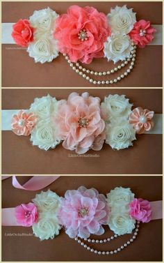 Beautiful Itu0027s A Girl/ Elegance Maternity Sash/ Girl/ Newborn Photo Prop/ Vintage  Belly Band/ Baby Shower/ Mommy To Be/ Boy Couture/ Maternity Sash