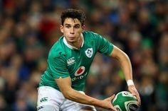 Joey Carbery (Ireland) Scarlett Leithold, Rugby Players, Ireland, Oc, Green, Sports, Black, Hs Sports, Black People