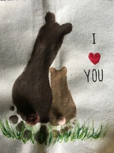 footprint-bear-i-love-you-gift-from-kids